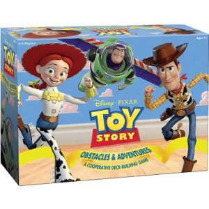 Toy Story: Obstacles & Adventures