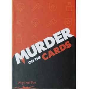 Murder On The Cards